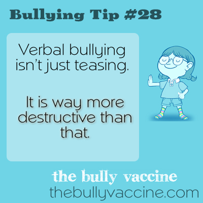How to Ignore a Verbal Bully