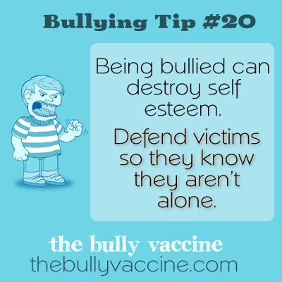 Bullying Tip #20: Why Bullies Bully and why compassion makes them stop