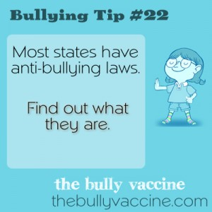 bullytip22laws