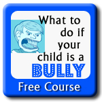 What to do if your child is a bully