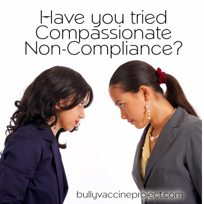 Compassionate Non-Compliance