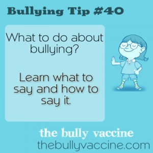 how to say bully in korean