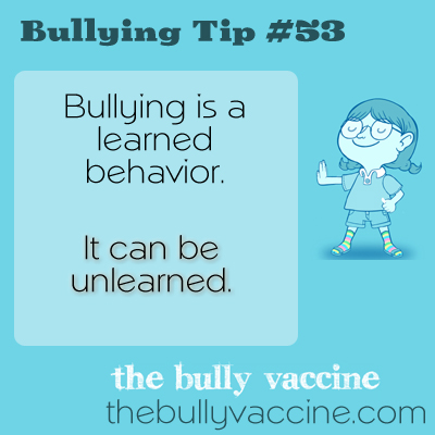 Bullying Tip #53: Why is it so hard to get bullies to stop?
