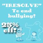 IRESOLVE - get 25% off.